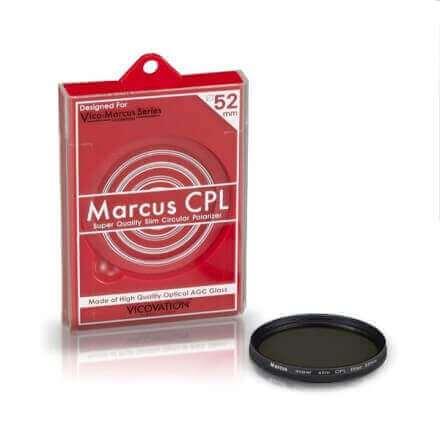 Vicovation Marcus-CPL поляризиращ филтър 52 мм